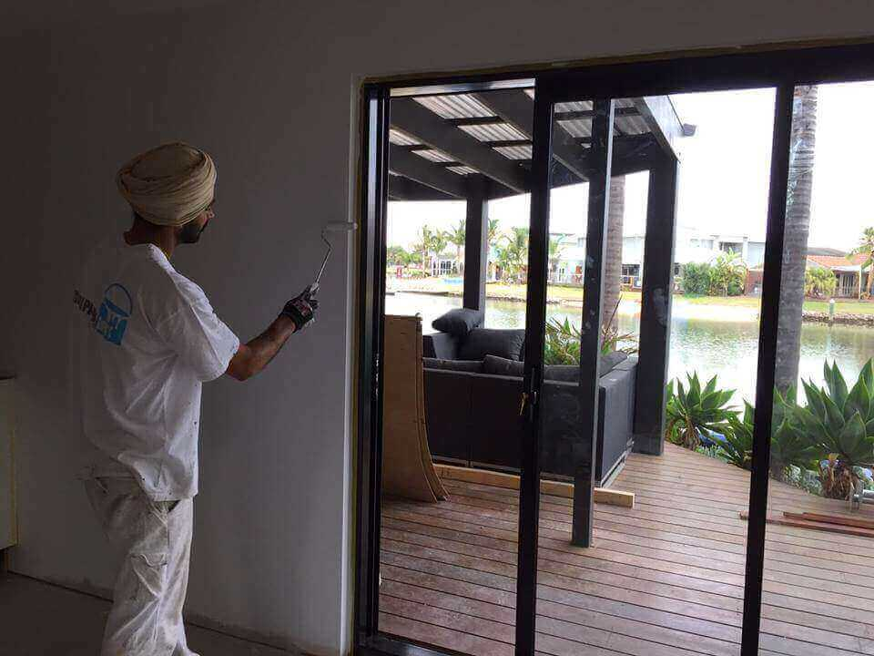 Interior House Painting in Melbourne