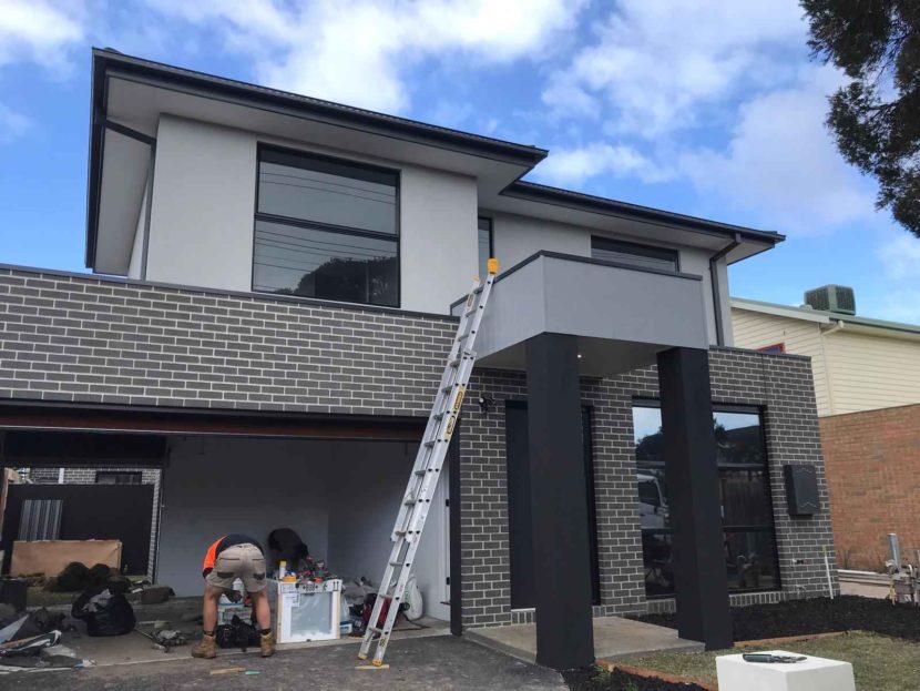 exterior painting Melbourne