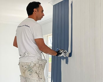 house repainting service
